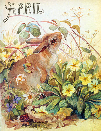 "tinywhitedaisies: "" (via Morning Earth Artist/Naturalist Edith Holden) """