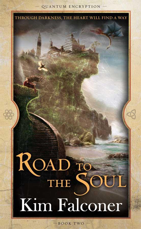 The Spell of Rosette by Kim Falconer