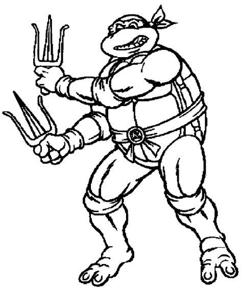 ninja turtles malvorlagen zum ausdrucken  kostenlose