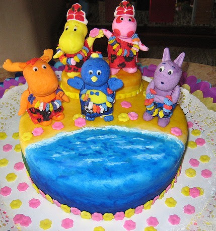 Birthday Party Favors on Backyardigans Party Ideas   Backyardigans Party Supplies