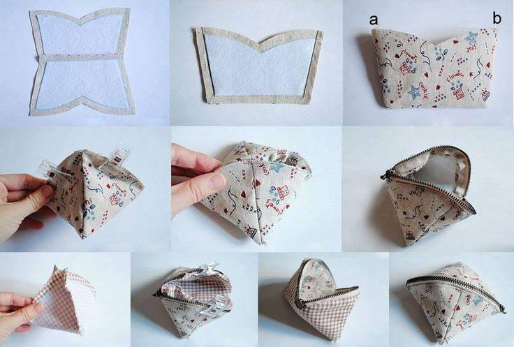 Little cute bag tutorial.
