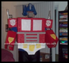 Coolest Homemade Transformers Halloween Costume Ideas