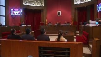El judici pel cas Montcada