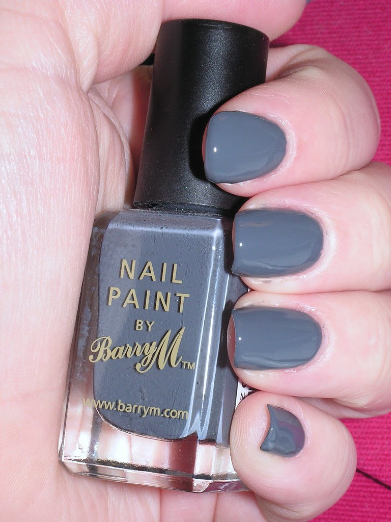 Barry M 293 Grey 3C with TC