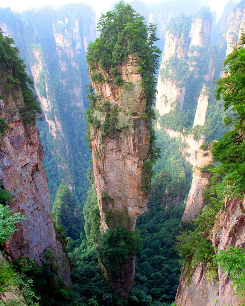 جبال تيانزي