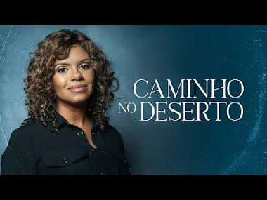 """A cantora Nívea Soares lança Single """"Caminho no deserto"""""""