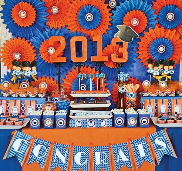 Congrats 2013 Graduation Party Ideas Hostess With The Mostess