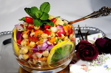 Salata od leblebija