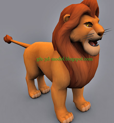 3d animal | Free 3D Models for Maya and 3DS MAX