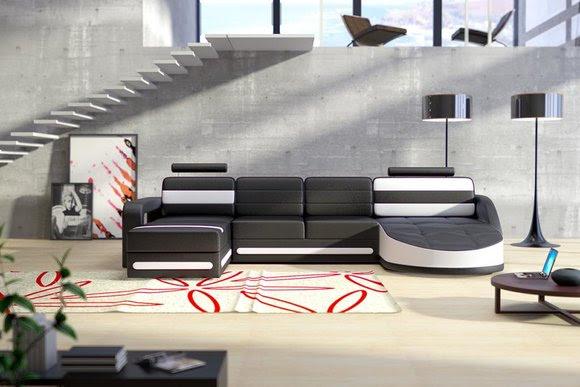 """Ecksofa VIGO """"LT01"""" Eckcouch Couch Sofa Eckgarnitur ..."""