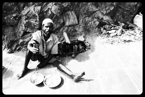 The Beggars of Tragadh Ajmer ...Open Wounds That Dare by firoze shakir photographerno1