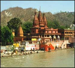 about tourism in  Haridwar india