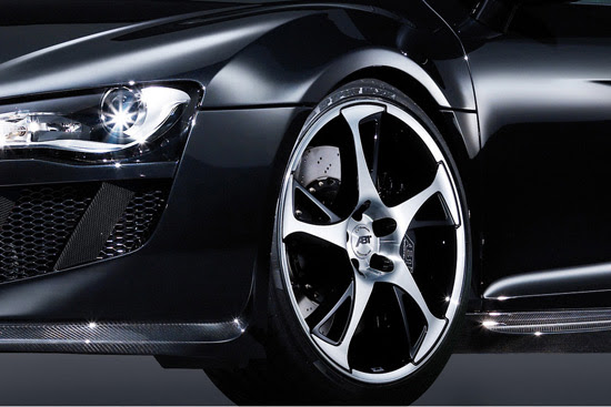 BR wheel by ABT Sportsline with Special Edition