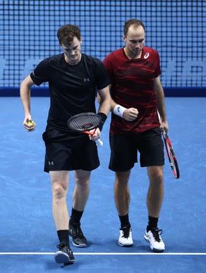 Bruno Soares e Jamie Murray, tênis, ATP Finals (Foto: Getty Images)