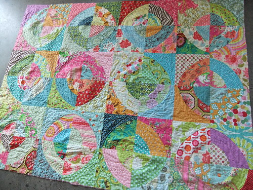 Another circle quilt
