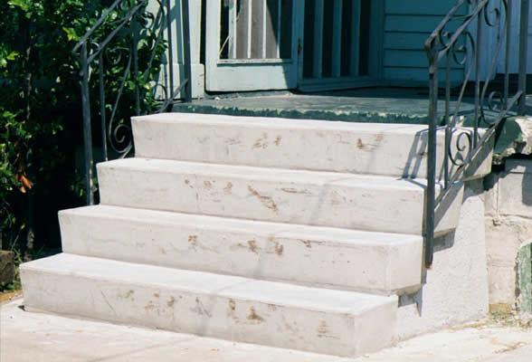Pre-Cast Concrete Step Company, Inc. - Home