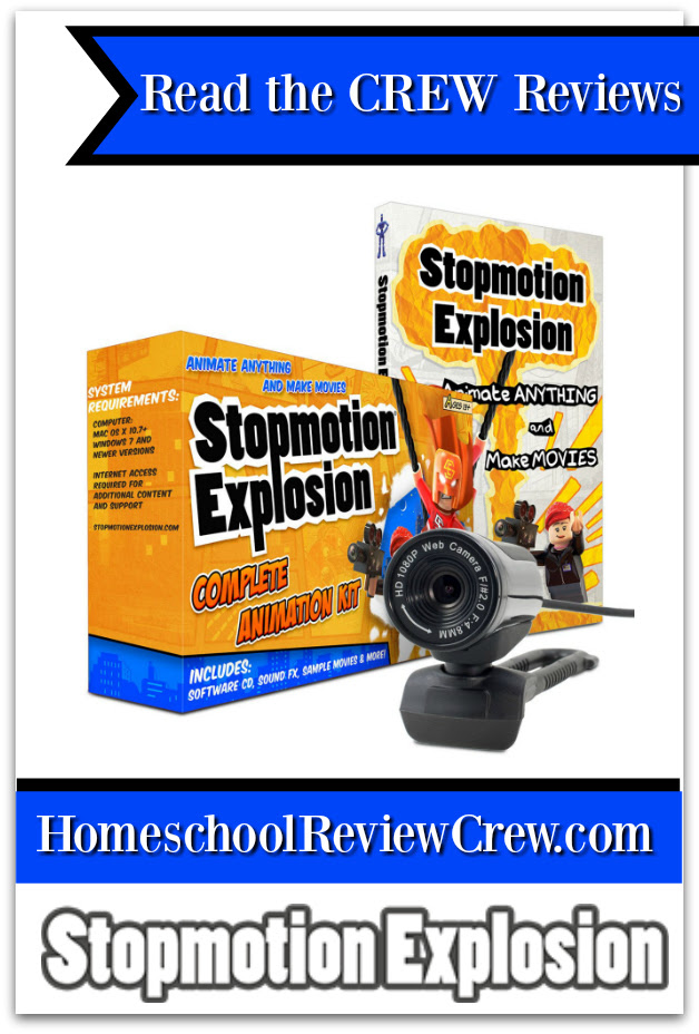 Stop Motion Animation Kit {Stopmotion Explosion Reviews}