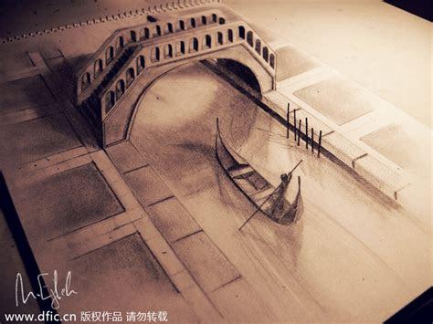 views amazing  pencil drawings chinadailycomcn