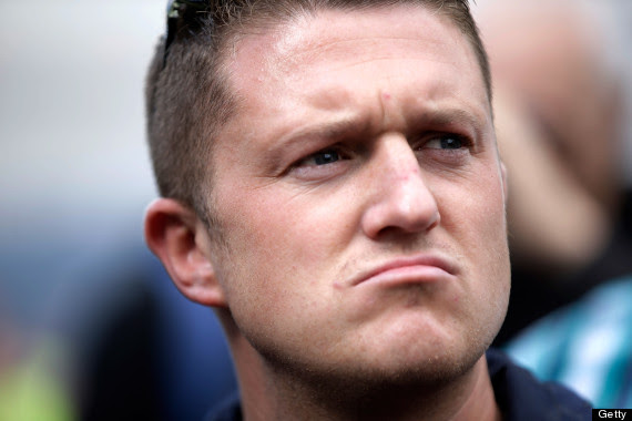 Image result for tommy robinson
