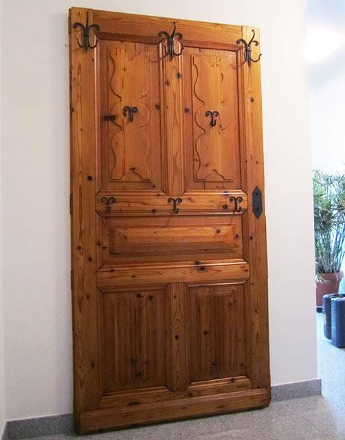 Alte türen kaufen – Wärmedämmung der Wände, Malerei