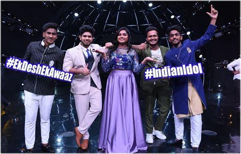 meet  top   indian idol season