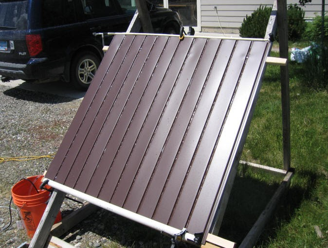 Gide next topic build your own solar pool heater How to make your own swimming pool heater
