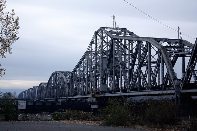 Vancouver Railroad Bridge (BNSF Bridge 9.6)