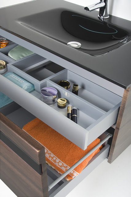 Bathroom Storage by Macral Design