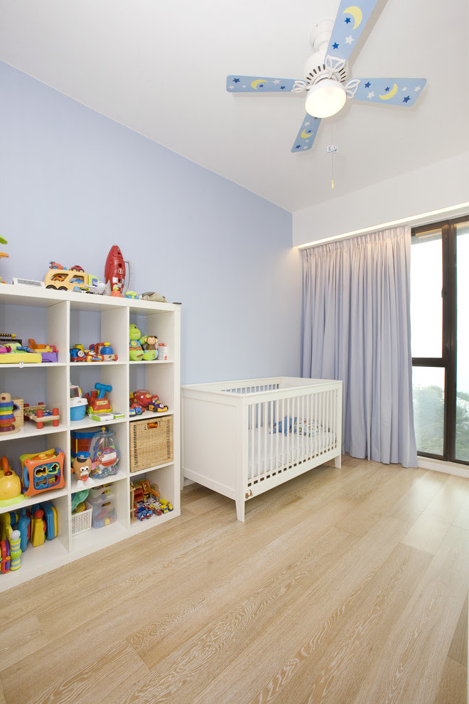 Replacement Ceiling Fan Blades Shared Nursery And Toddler Room
