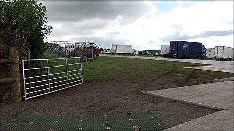 Base camp War Horse Dartmoor