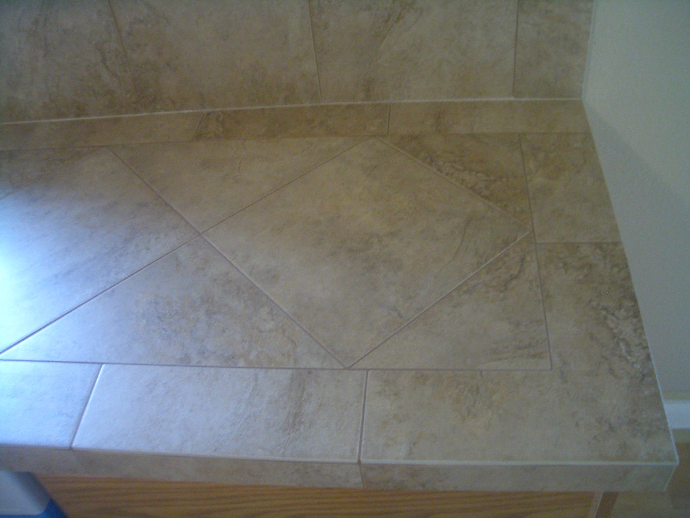 Tile Countertop Home Decor And Interior Design