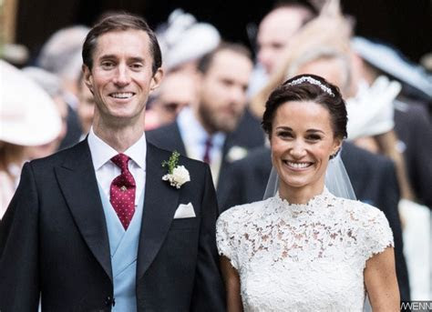 Pippa Middleton's Stunning Wedding Dress and Ring   How