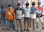 Berantas Premanisme, Delapan Tukang Parkir Liar  Diamankan Polresta Manado