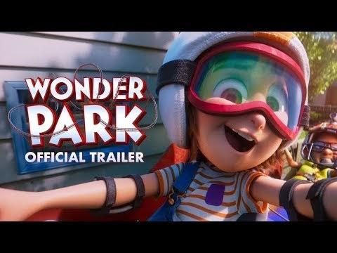 NickALive!: Wonder Park | Official Trailer | Paramount ...