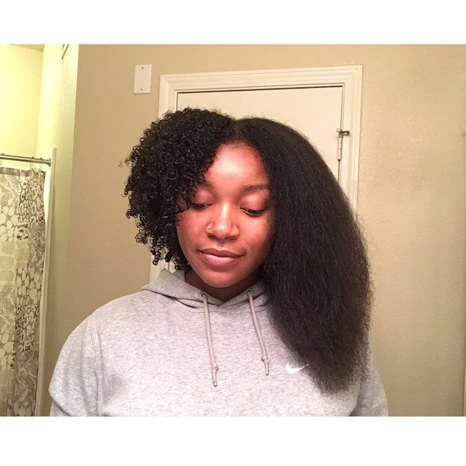 Pin by MonicaEct on Natural Hair \ufe0f Cabello