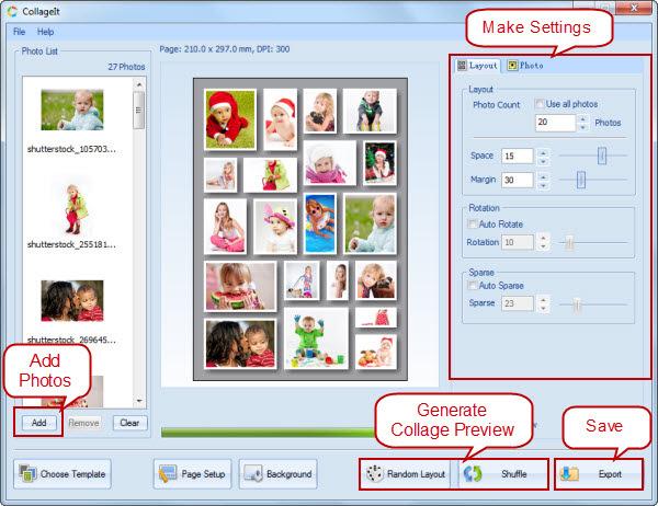 CollageIt 2012 Pro
