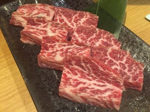 美國Prime牛小排 - 佐敦的和匠日式燒肉店