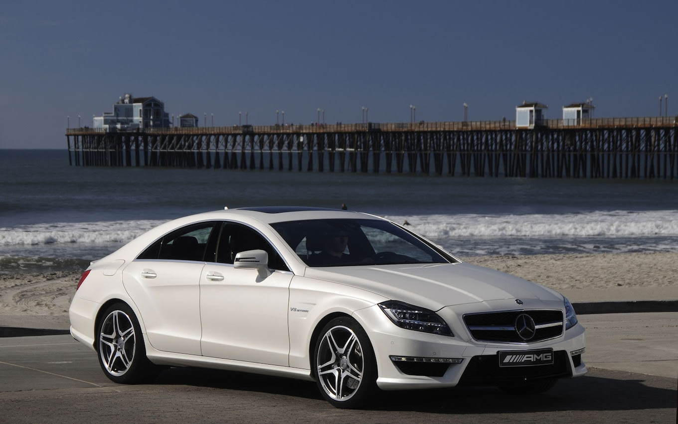 2012 Mercedes-Benz CLS-Class Reviews and Rating | Motor Trend
