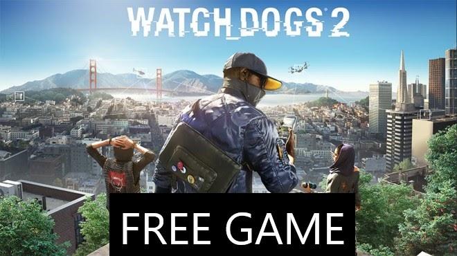 Watch Dogs 2 Ücretsiz Oldu!