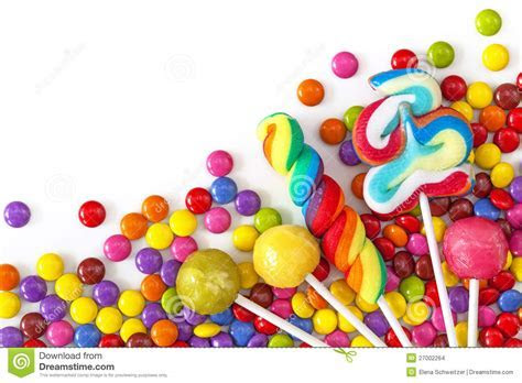 Mixed Colorful Sweets Stock Images   Image: 27002264