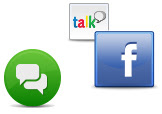 Learn more about social networks support on ICQ