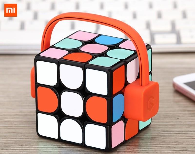 Best Seller Xiaomi Giiker Super Rubik's Cube Learn With ...
