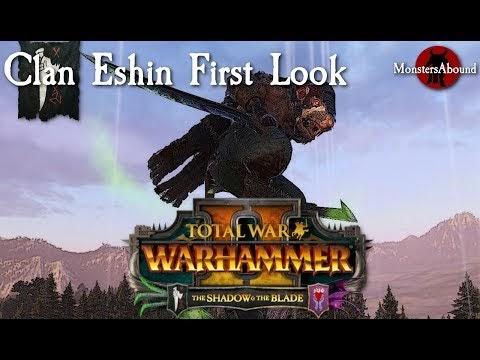Total War: Warhammer 2 The Shadow & the Blade Walkthrough