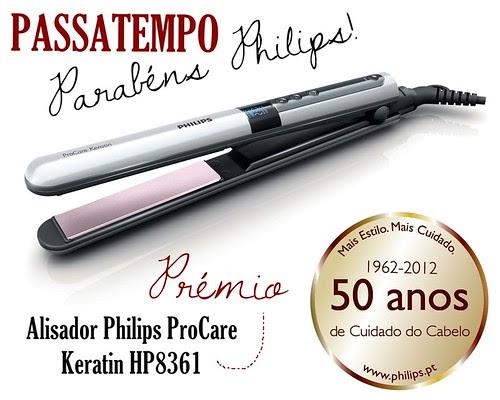 Alisador Philips ProCare Keratin HP8361 foto2