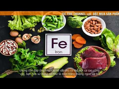 Tổng hợp những thực phẩm bổ sung và giàu Chất Sắt