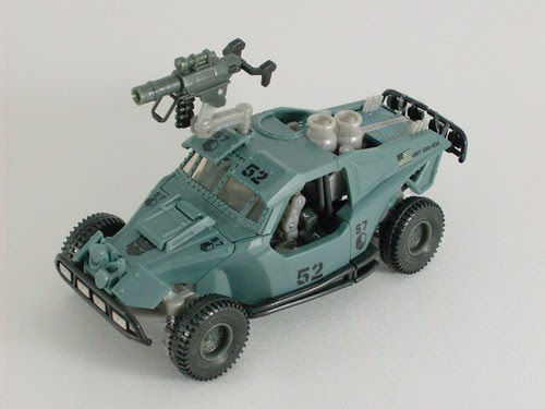 Transformers Landmine (Movie Deluxe) - modo