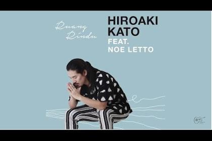 """Begini Jika Lagu """"Ruang Rindu"""" Dibuat MV Dalam Bahasa Jepang Oleh Hiroaki Kato Kolaborasi Bersama Noe Letto"""