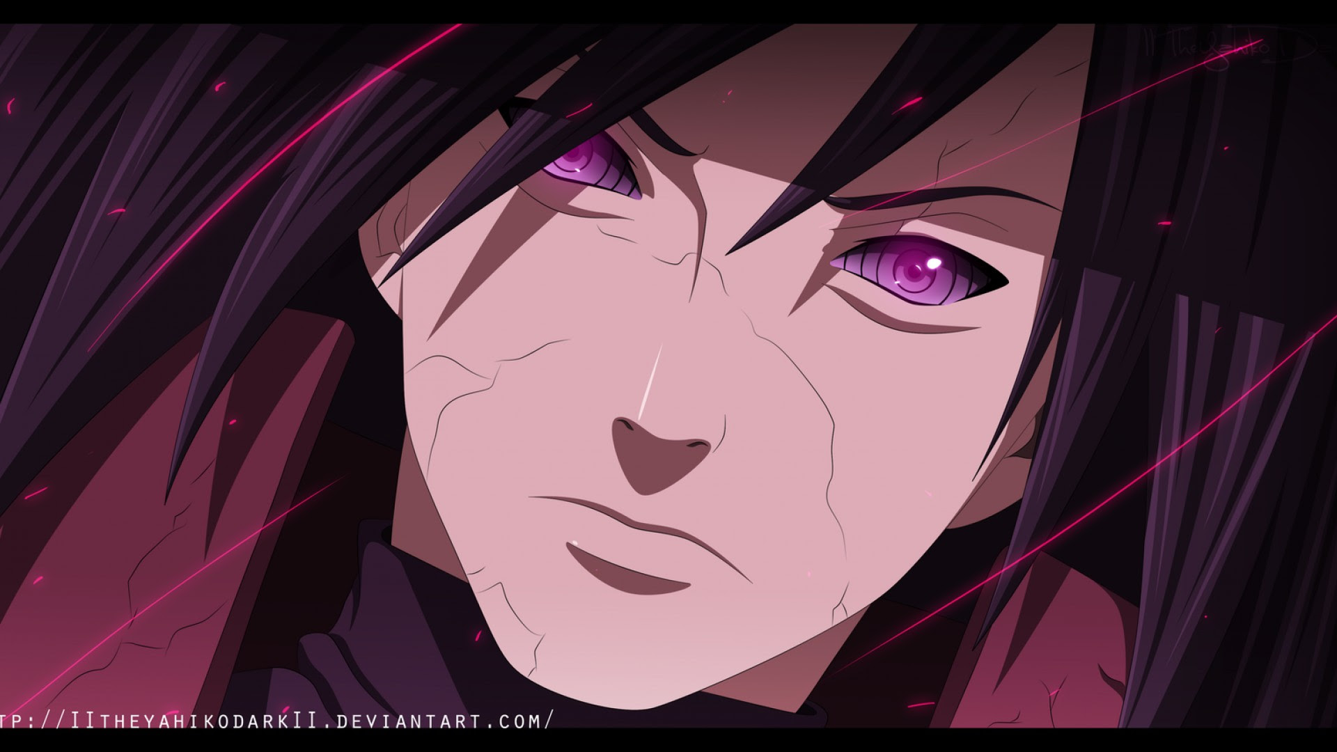 Uchiha Madara Wallpapers Hd Desktop Backgrounds Images And Pictures 1920x1080