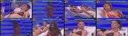 Liliana Queiroz e Raquel Loureiro sensuais nos malucos riso