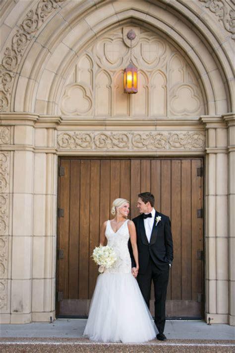 Allie Smith and Kane Elenburg's Fort Worth Wedding
